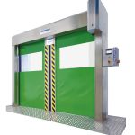 Speedsystem high-speed door. BTA 2015.